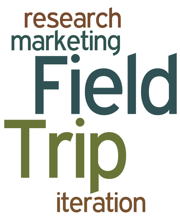 Field Trip research marketing iteration